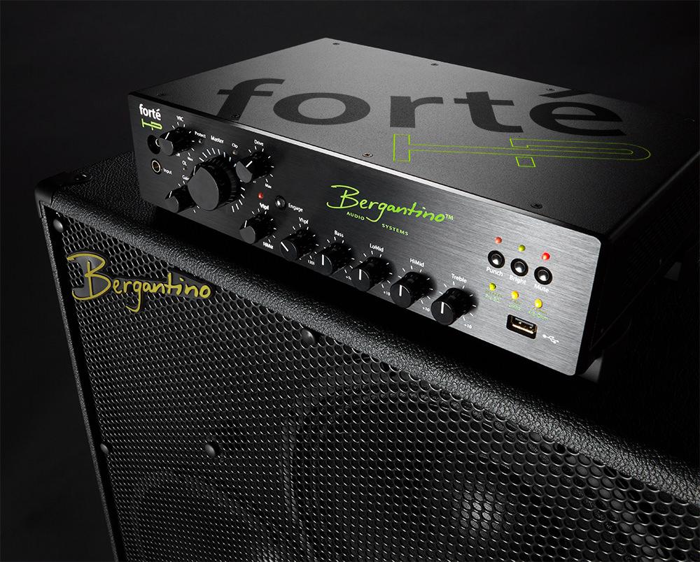 Bergantino forteHP Bass Amplifier