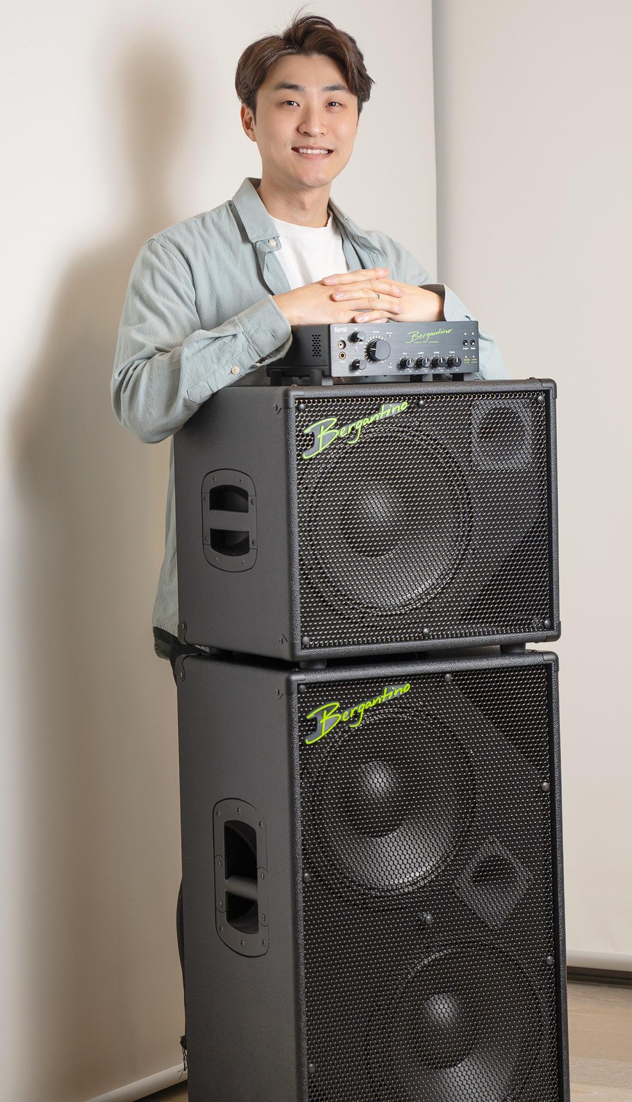 Artists page – Bergantino Audio Systems